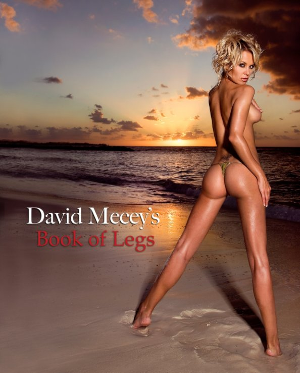 View David Mecey's Book of Legs by David Mecey