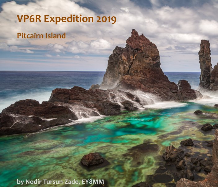 View VP6R Expedition to Pitcairn Island. by Nodir Tursun-Zade