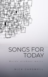 Songs For Today book cover