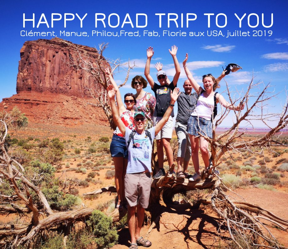 View Happy road trip to you 2019 by Emmanuelle GUERRE
