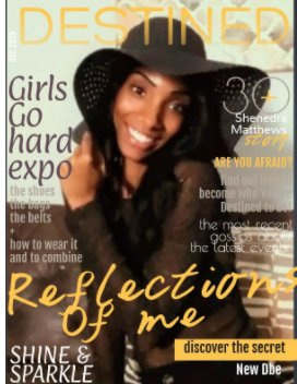 Reflections of Me book cover