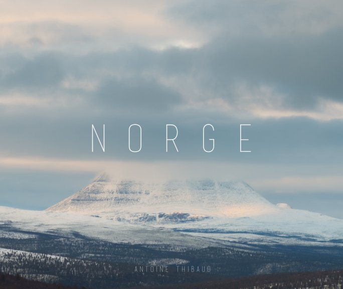 View Norge by Antoine Thibaud