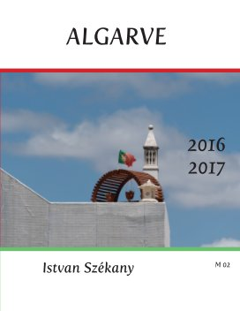 Voyage en algarve book cover