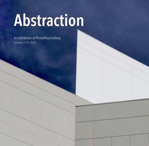 View Abstraction, Softcover by PhotoPlace Gallery