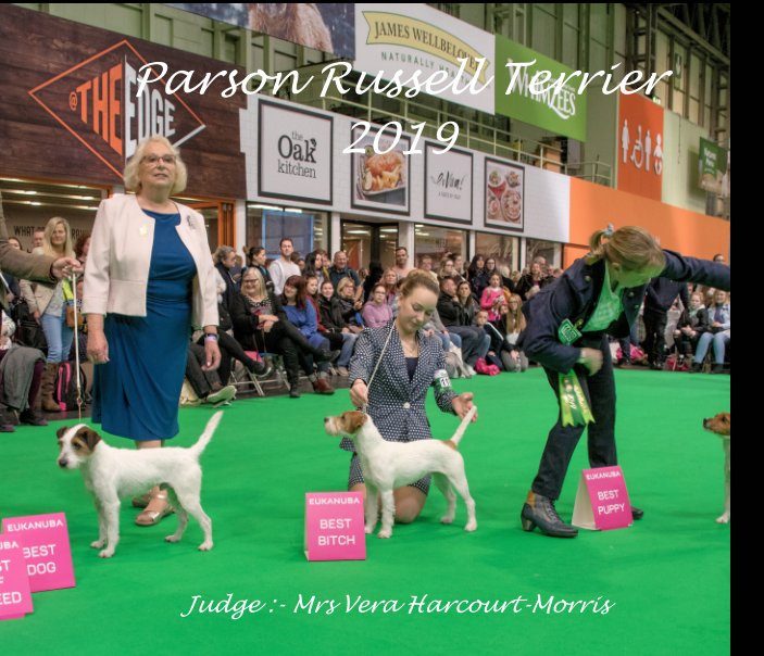 View Parson Russell Terriers at Crufts 2019 by G Blair