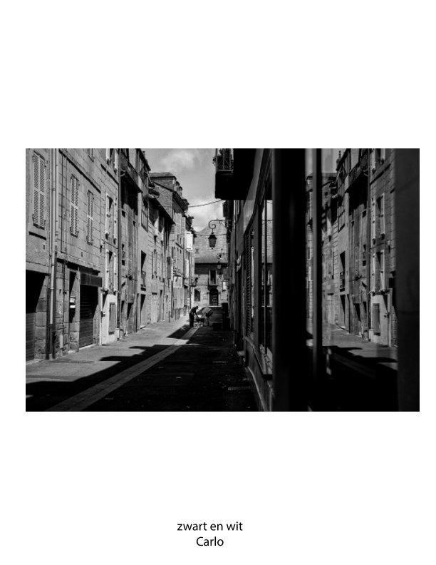 View zwart en wit by Carlo Snel