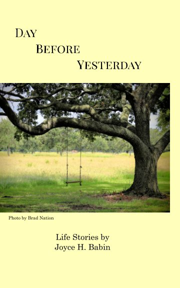 View Day Before Yesterday by Joyce Babin