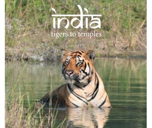 India - tigers to temples book cover