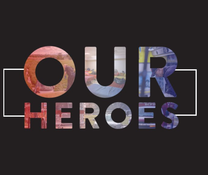 View Our Heroes by Sarah Richards