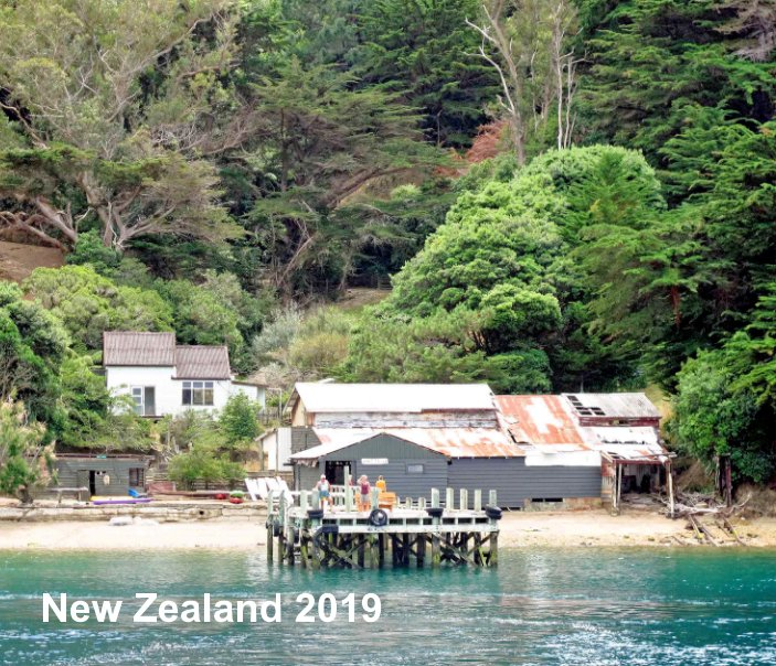 View New Zealand 2019 by Mary Harper