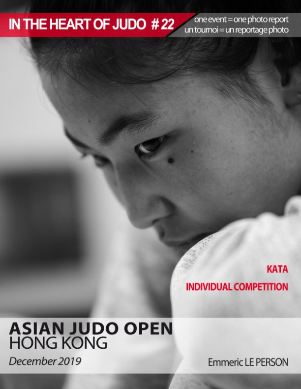 View In the heart of judo #22 HKG 2019 by Emmeric LE PERSON