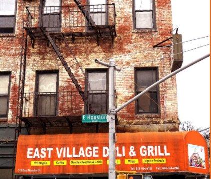 Alphabet City, New York book cover
