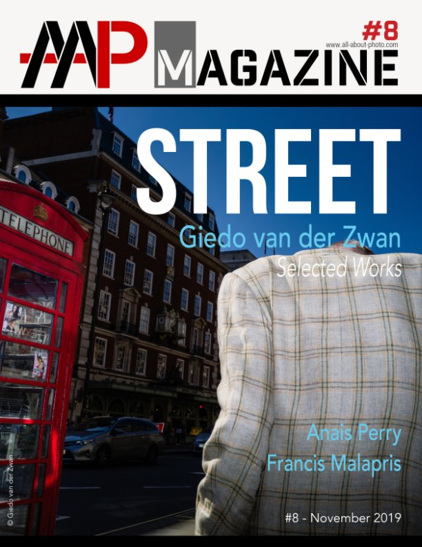 View AAP Magazine#8 Street by All About Photo