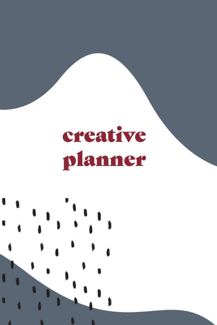 View Creative Planner (softcover) by Rustproof Digital