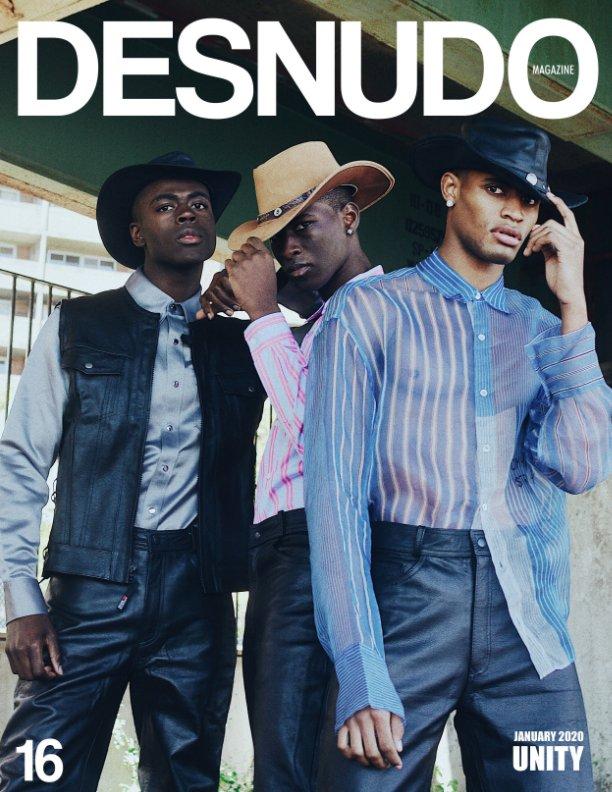 View Desnudo Magazine Issue 16 by DESNUDO MAGAZINE