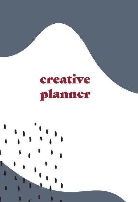 View Creative Planner (hardcover) by Rustproof Digital