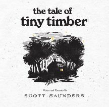 The Tale of Tiny Timber book cover
