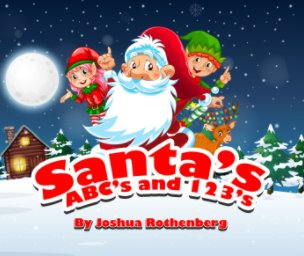 Santa's ABC's and 123's book cover