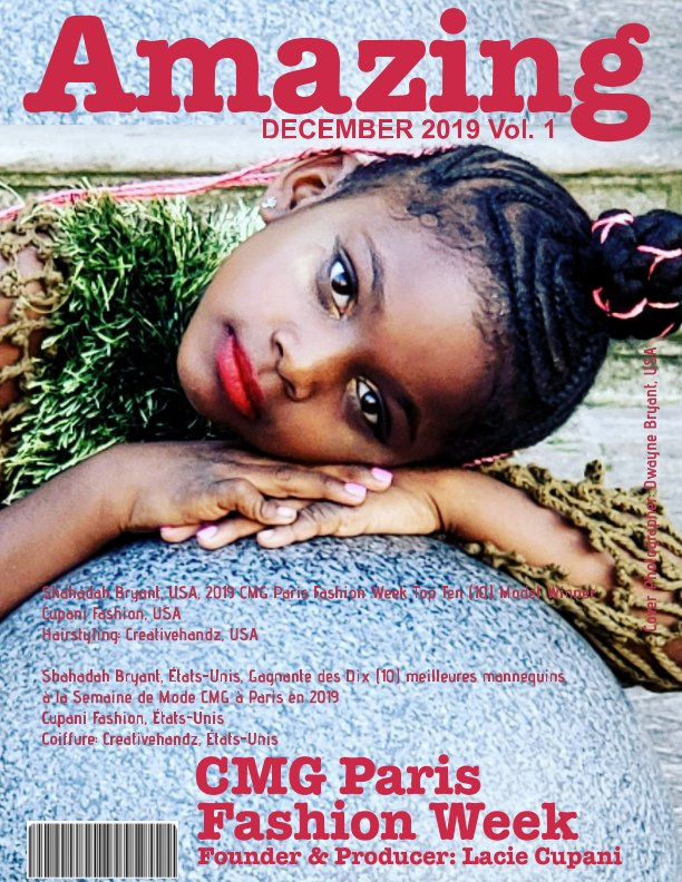 View AMAZING (December 2019, Vol. 1) by CMG Press