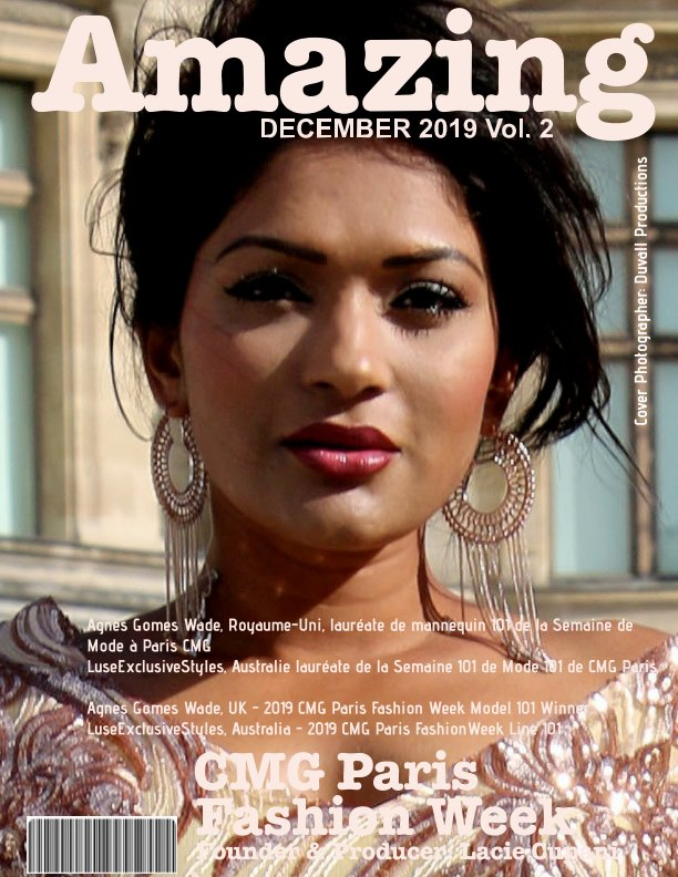 View AMAZING (December 2019, Vol. 2) by CMG Press