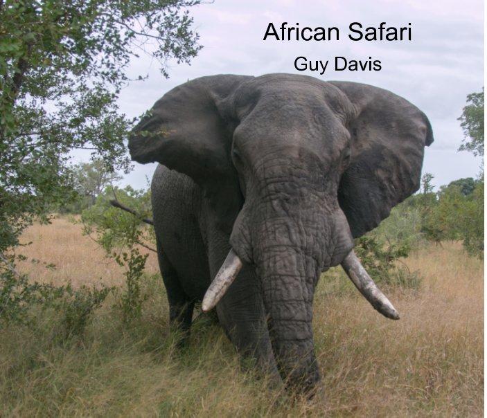 View African Safari by Guy D. Davis
