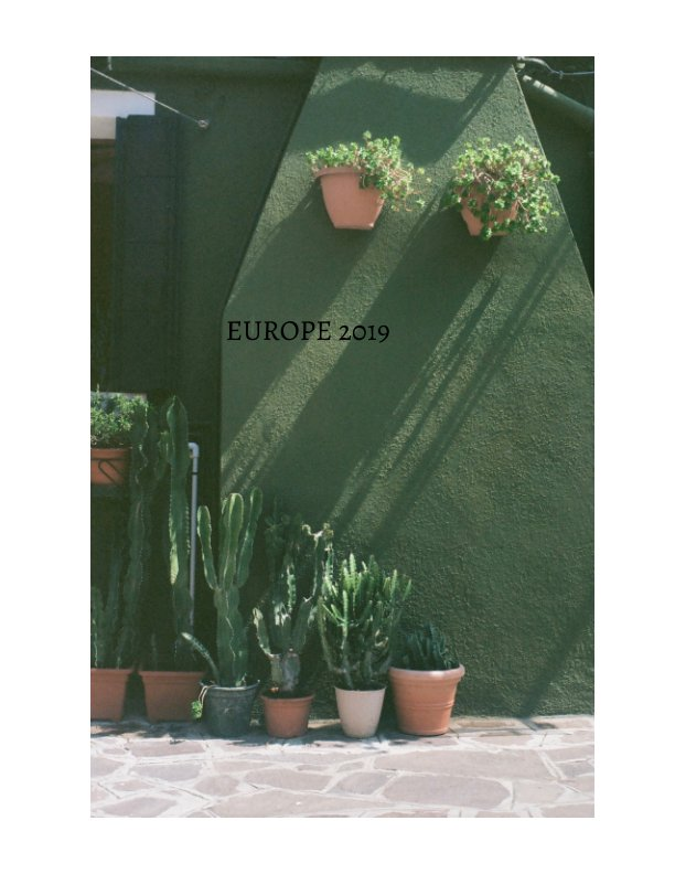 View Europe 2019 by Audrey-Anne Gamache