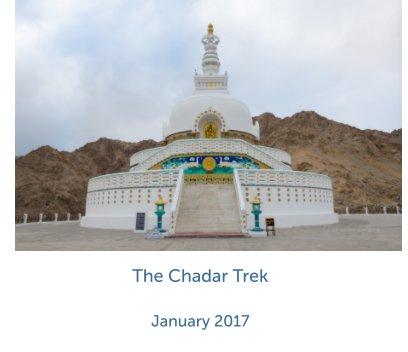 Chadar Trek  2017 book cover