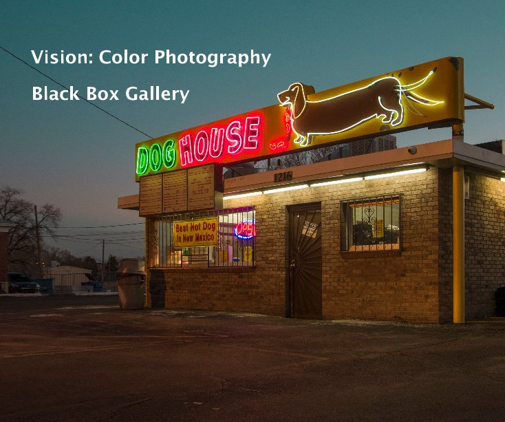View Vision: Color Photography by Black Box Gallery