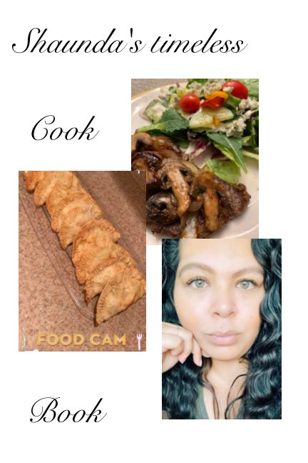 View Sha's Cook Book by Shaunda Keating