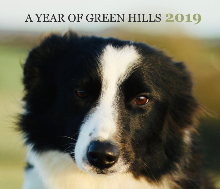 View A Year of Green Hills 2019 by Ruth McCracken