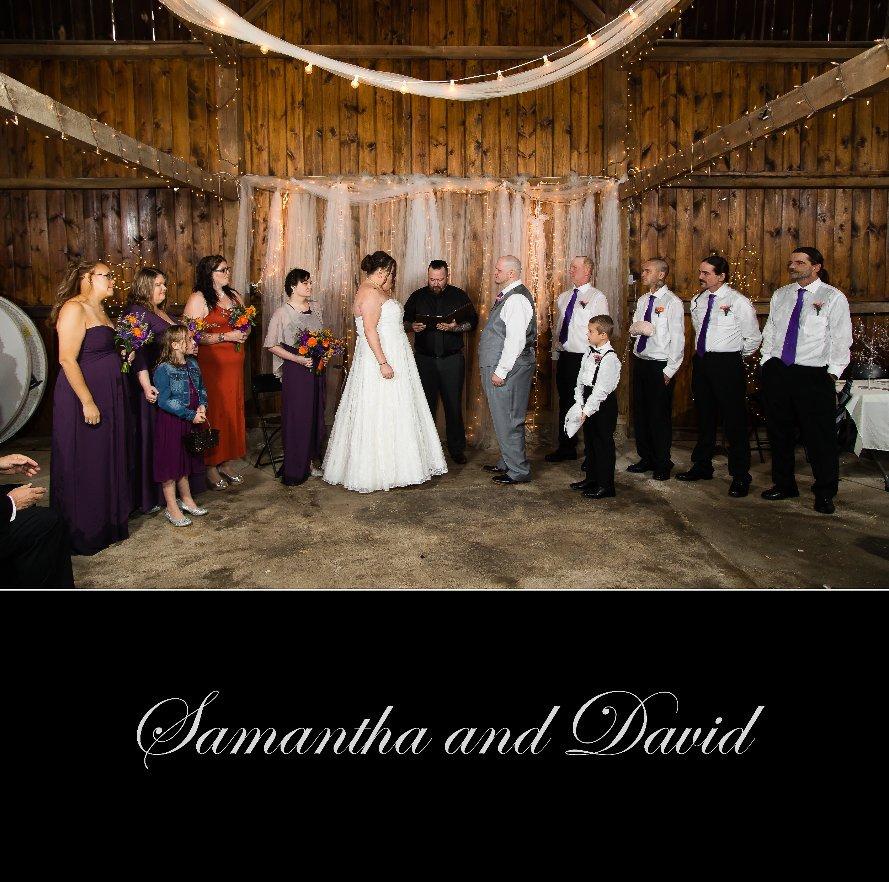 View Samantha and David Wedding Album by Thomas Bartler
