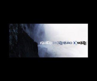 Paolo 25 Ventuno x Nove book cover