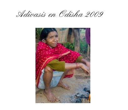 Les Adivasis en Odisha 2009 book cover