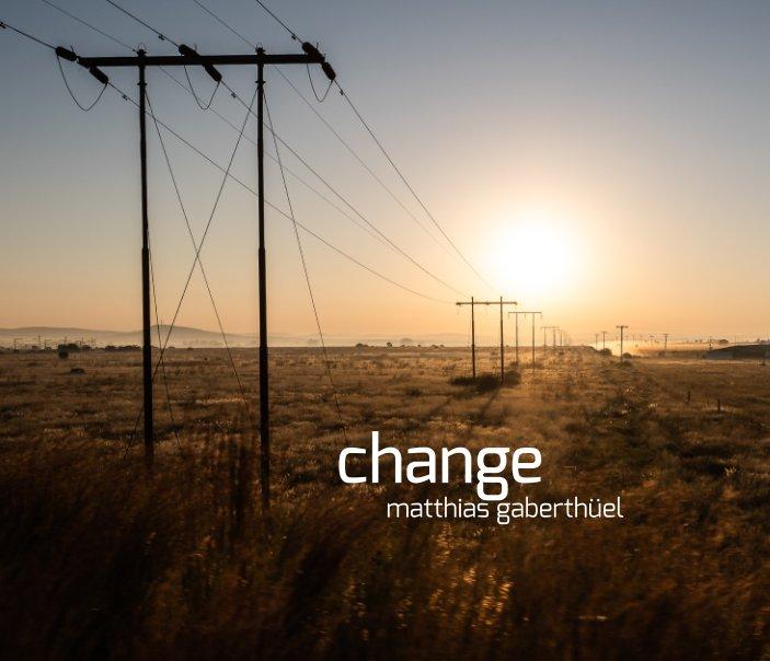 View change by matthias gaberthüel