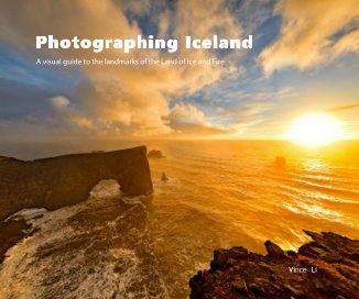 Photographing Iceland book cover