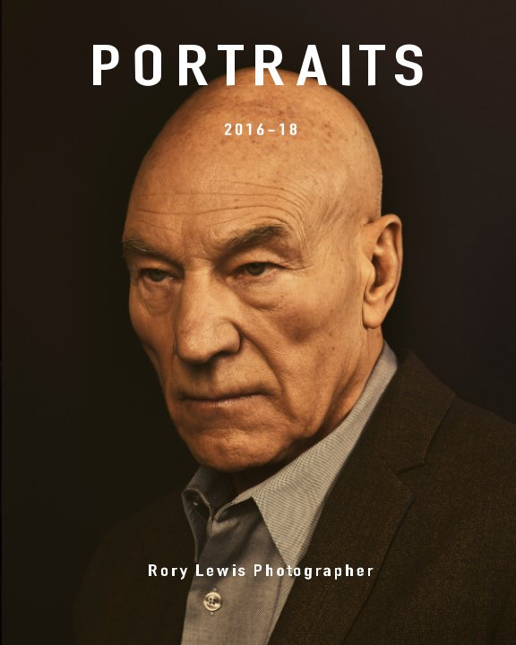 View Portraits 2016-18 by Rory Lewis