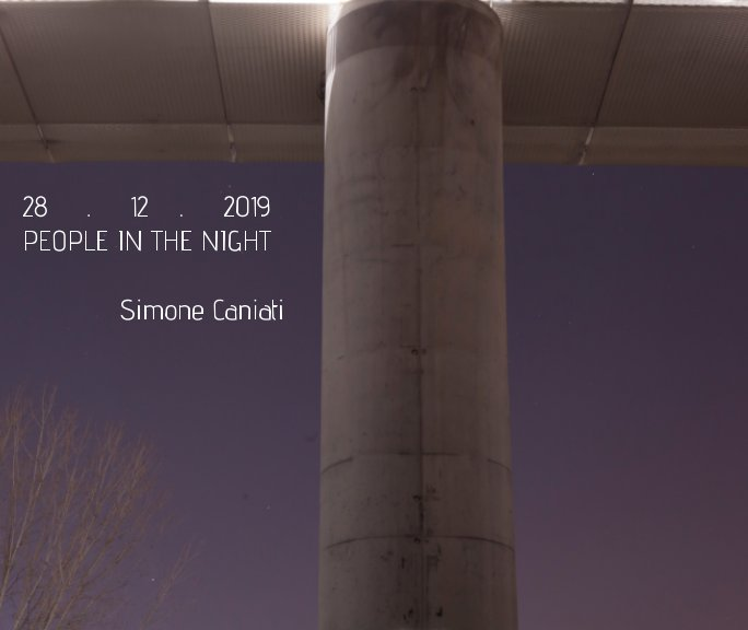 View PEOPLE In The Night by Simone Caniati