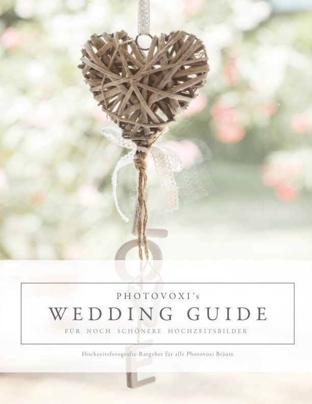 Photovoxi's Wedding Guide nach Silvia Vogg anzeigen