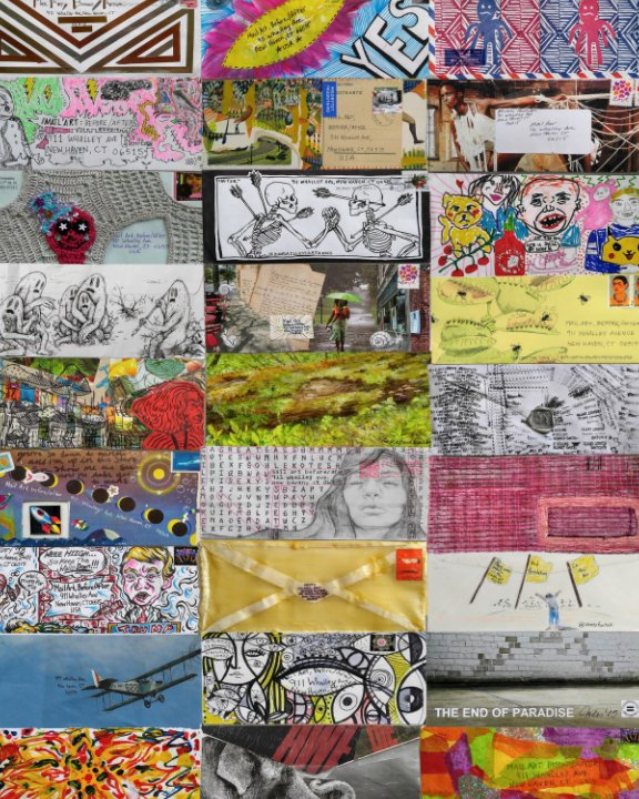 View Mail Art by Molly Gambardella