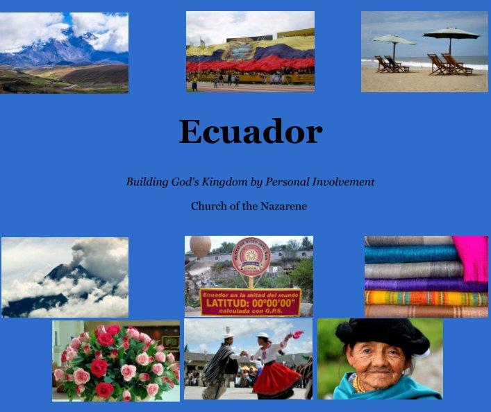 View Ecuador/Peoria, IL Teams by Church of the Nazarene