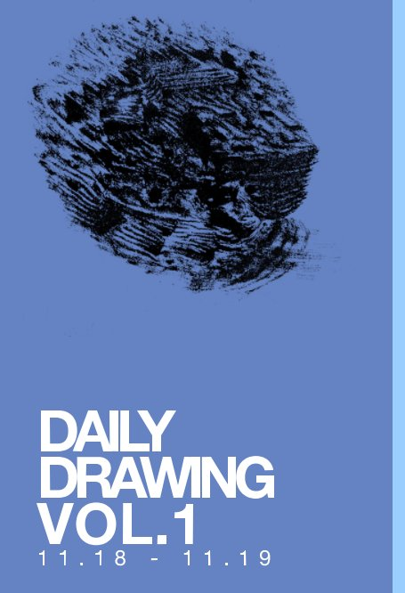 View Daily Drawings VOL.1 by Chris Mighton