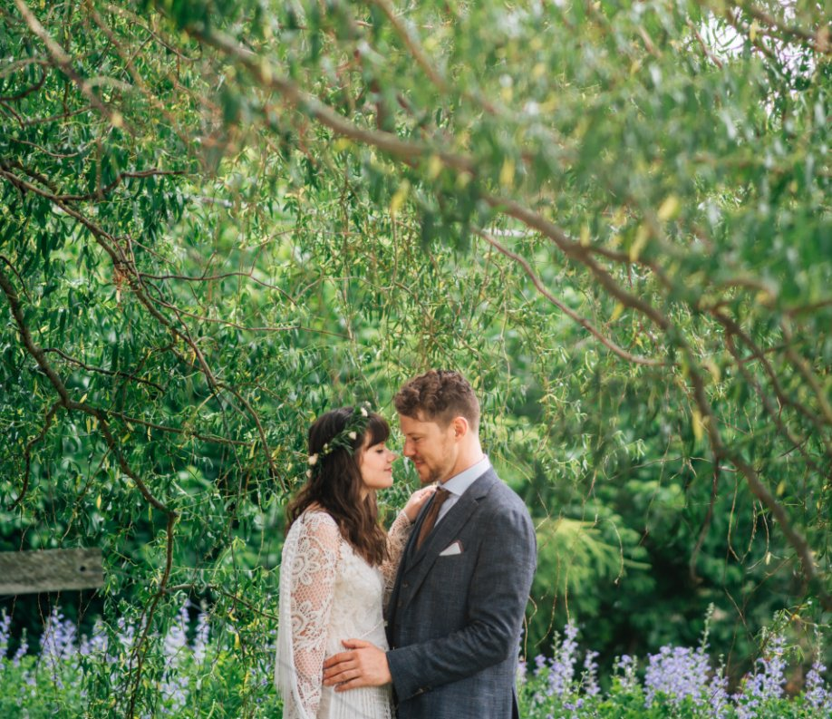 View A Blooming Hill Wedding by Julie Pepin
