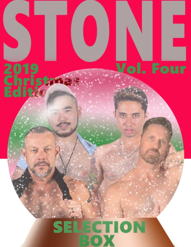 View Stone Magazine Vol 4 by Raphe Stone