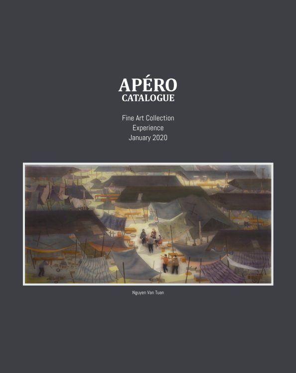 View APÉRO Catalogue - HardCover - Experience - January -2020 by EE Jacks