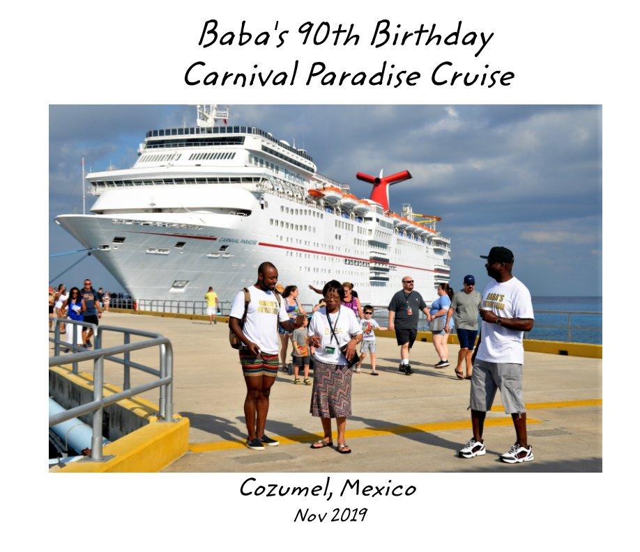 View Barbara Jean Birthday Cruise by Gary G. Kinard, Dawn Clark