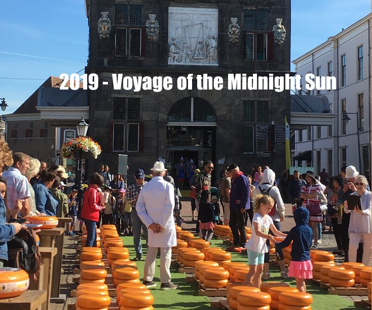 View 2019 - Voyage of the Midnight Sun by Henry Kao