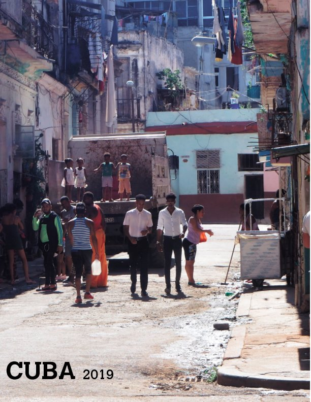 View Cuba Impression 2019 by Damien Van herck