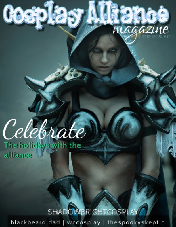 View Cosplay Alliance December 2019 Issue #12 by Individual Cosplayer