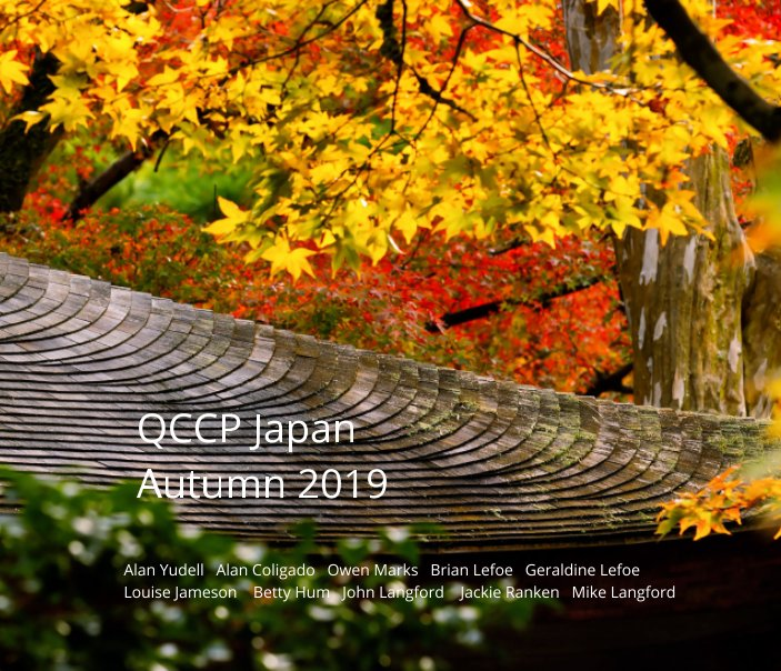 View QCCP 2019 Japan Autumn by QCCP Jackie Ranken