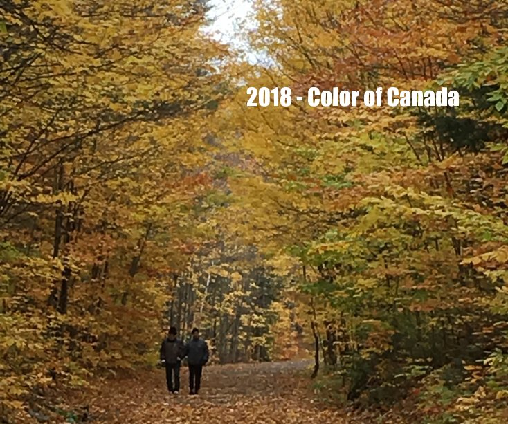 View 2018 - Color of Canada by Henry Kao